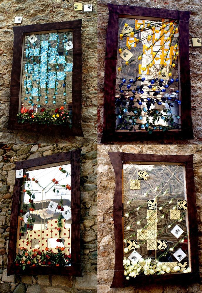 Exposició Girona Temps de Flors.